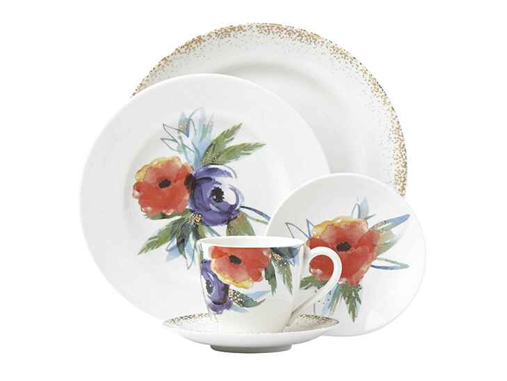 Lenox Passion Bloom dinnerware