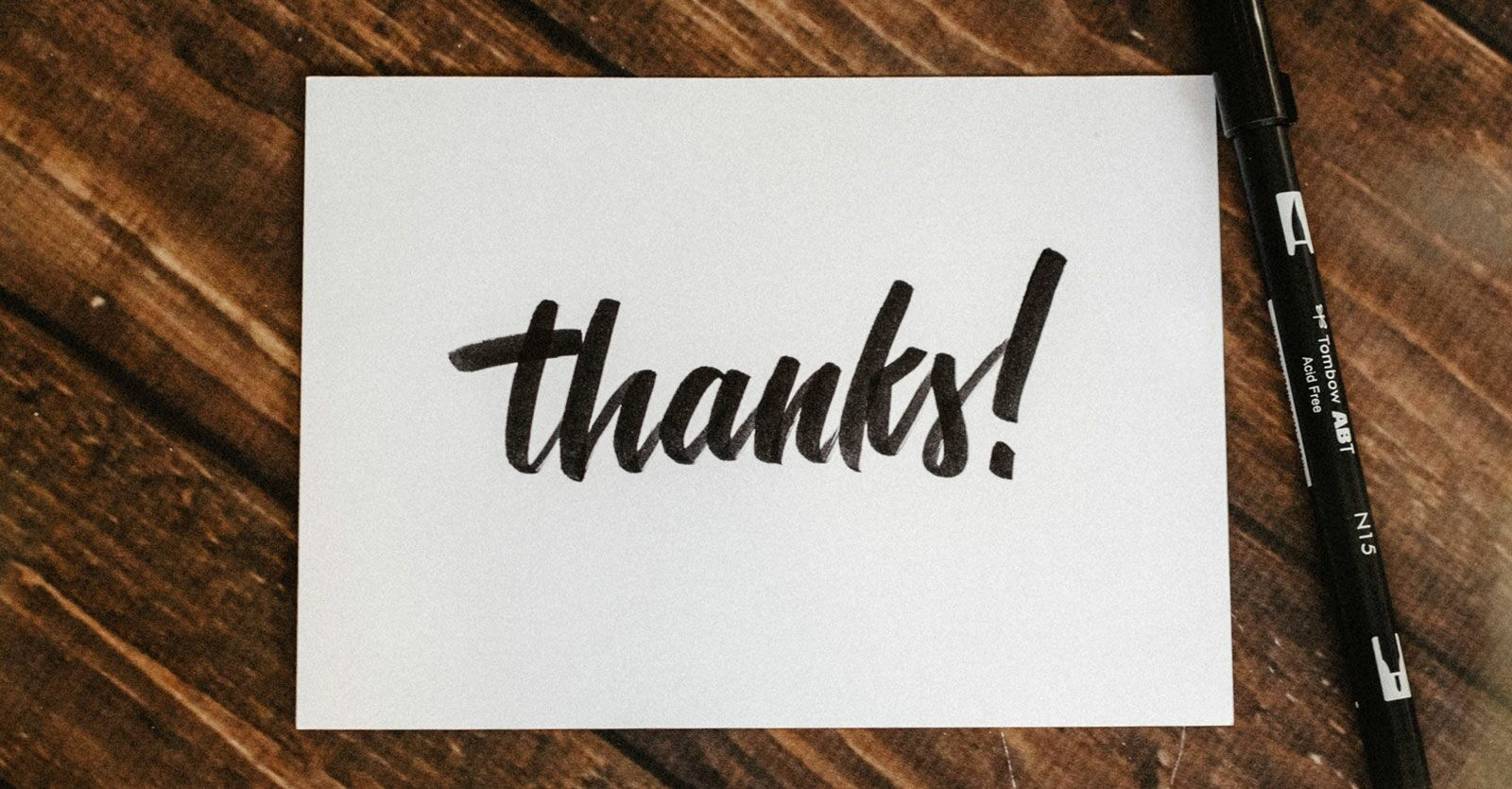 Wedding Thank-You Card Wording: How To Write Wedding Thank