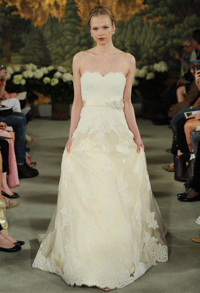 Anne Barge Spring Wedding Dresses