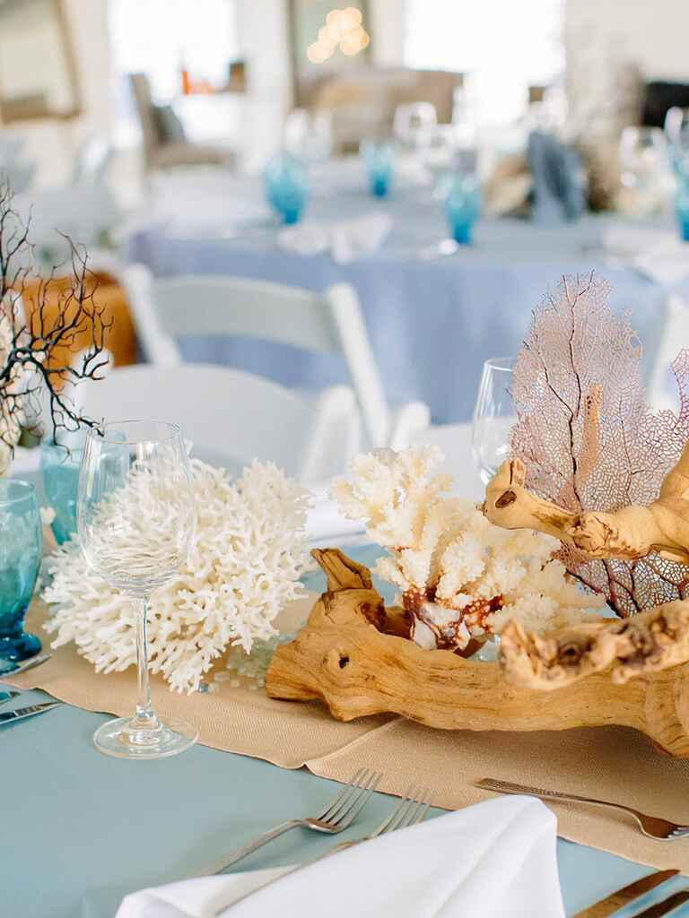 Non floral centerpiece ideas