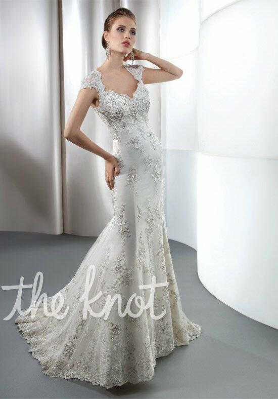 Demetrios 1444 Wedding Dress photo