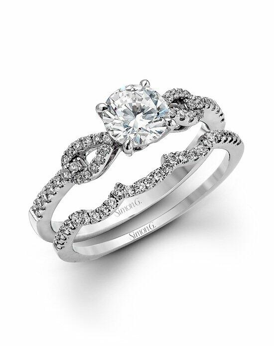 Simon G. Jewelry MR1900 Engagement Ring photo