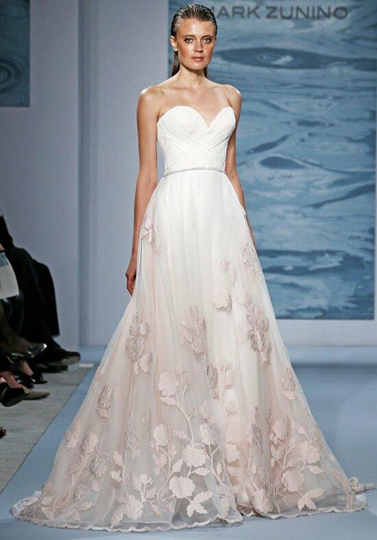 Mark Zunino for Kleinfeld 116 Wedding Dress photo