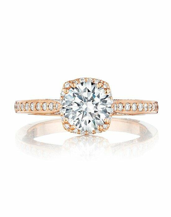Tacori 2620 RD SM P PK Engagement Ring photo