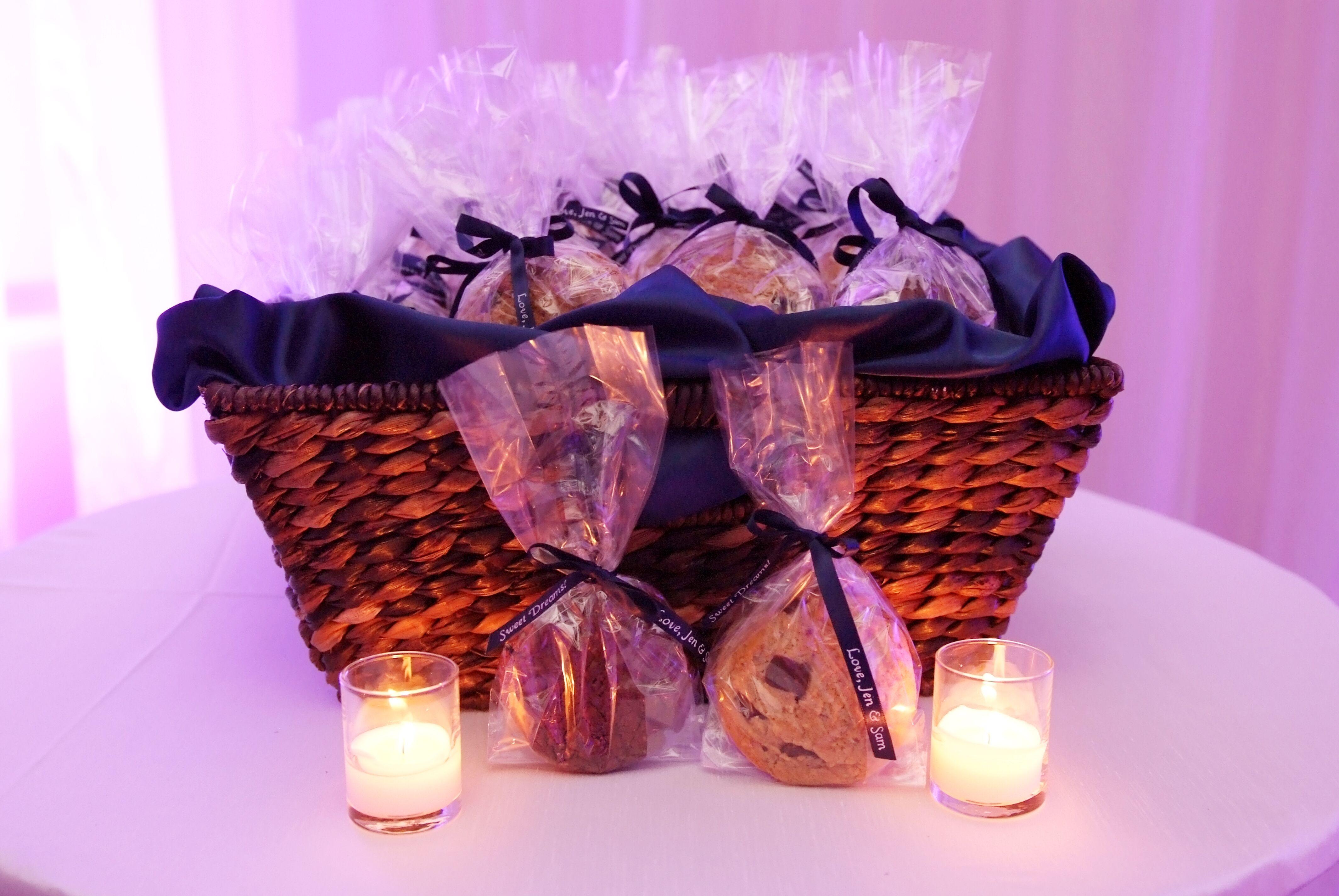 Ritz-Carlton Naples Cookie Wedding Favors