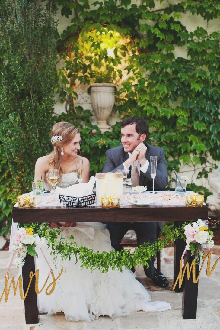 A Rustic, Romantic Wedding at Villa San Juan Capistrano in ...