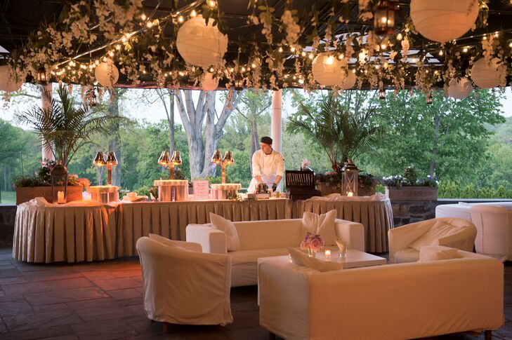 An Opulent, Formal Wedding At Fresh Meadows Country Club