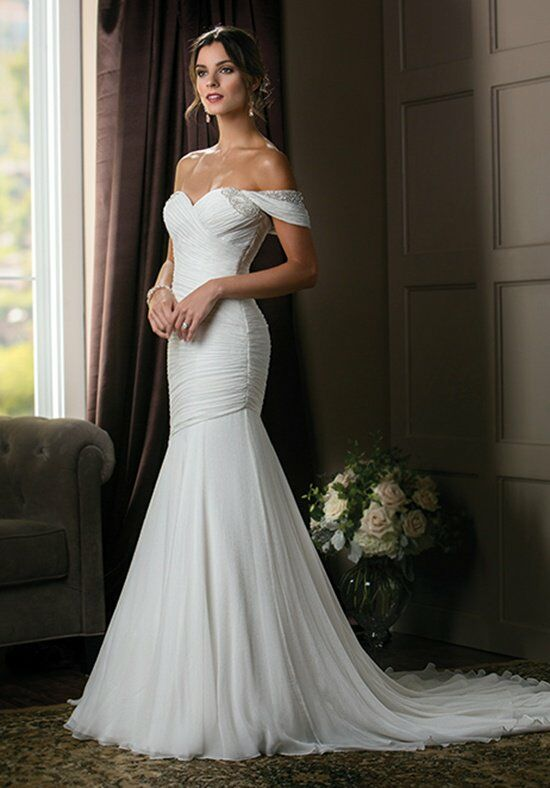 Jasmine Couture T172004 Wedding Dress photo