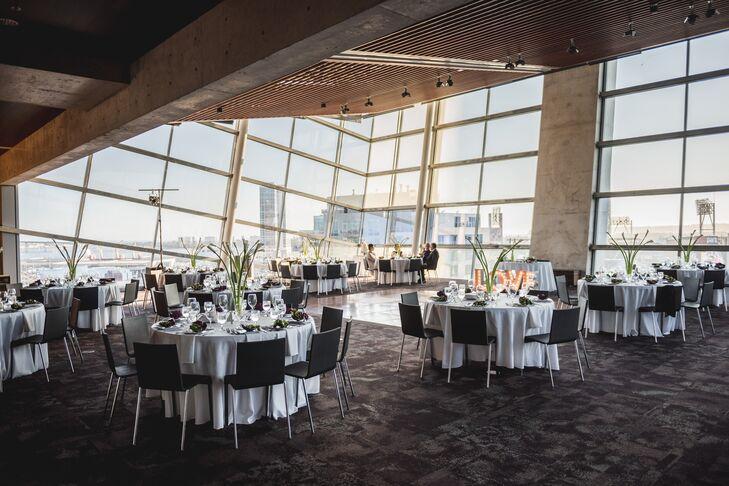 San Diego Central Library Wedding Reception
