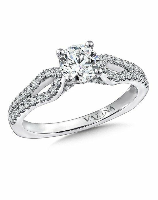 Valina RQ9775W Engagement Ring photo