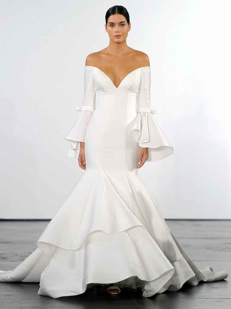 dennis basso for kleinfeld fall 2018 collection bridal