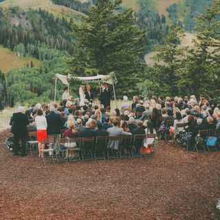 A Mountainside Wedding in Park City