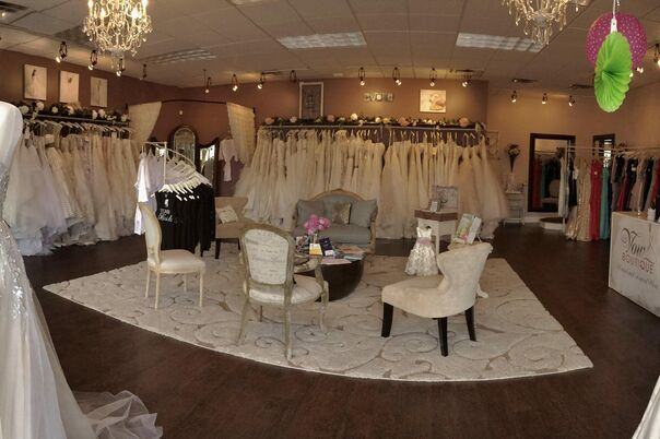 bridal salons in charleston wv the knot