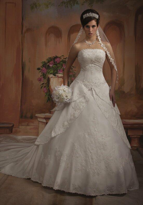 1 Wedding by Mary's Bridal 6015 Wedding Dress photo