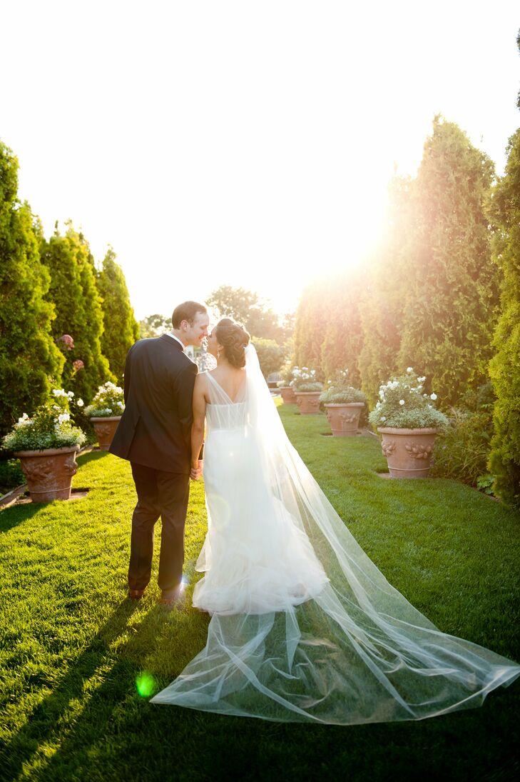 A Romantic Garden Wedding At Denver Botanic Gardens In Denver Colorado