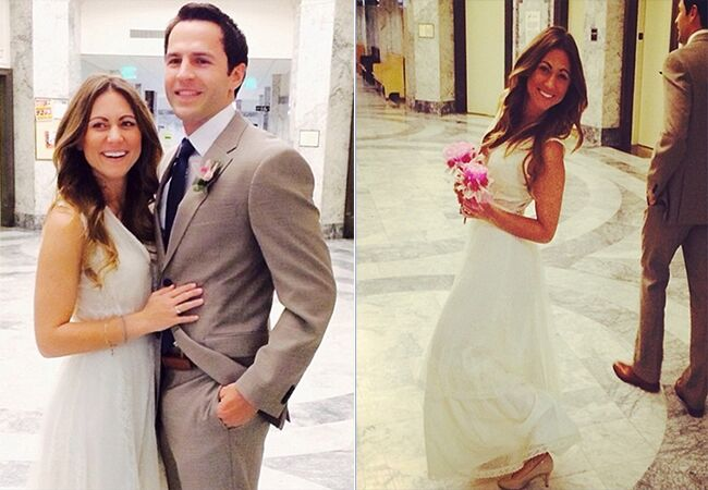 'The Bachelor' Star Renee Oteri Got Married! (See the Dress)