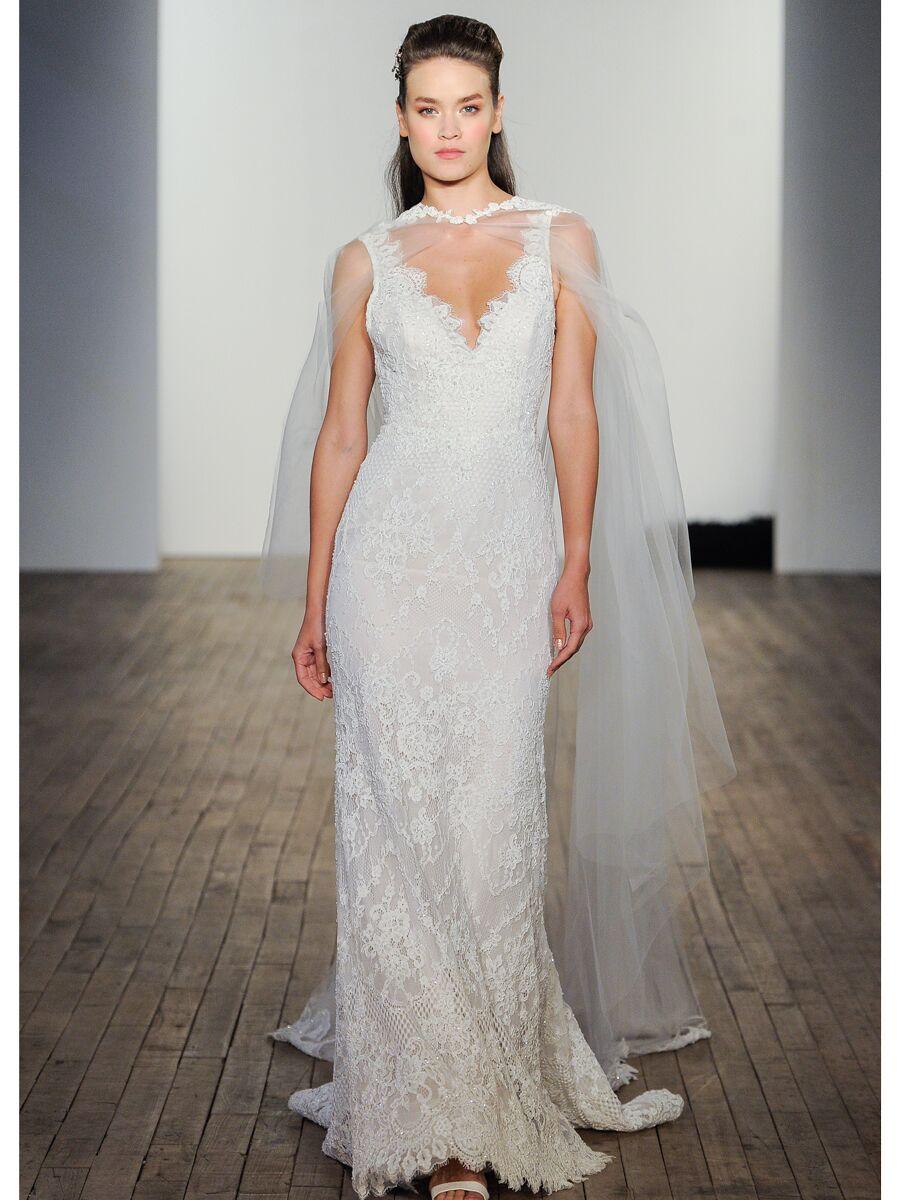 Lazaro Wedding Dresses From Fall 2020 Bridal Fashion Week