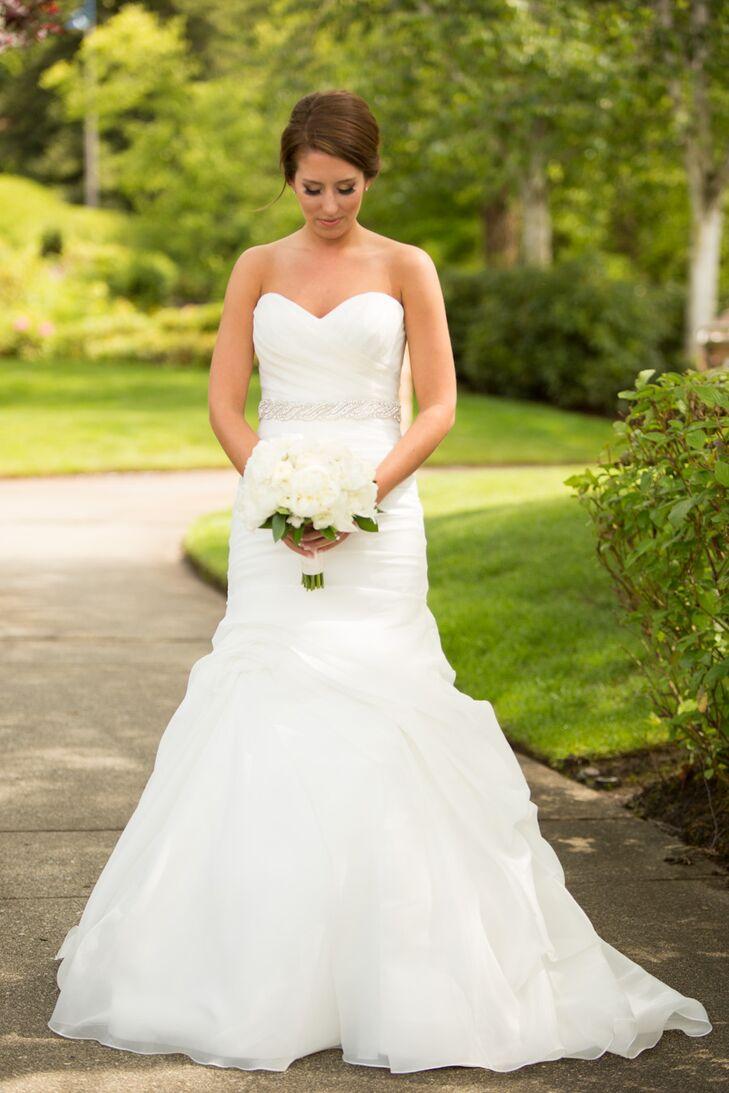 Romantic Waterfront Wedding At The Woodmark Hotel In Kirkland Washington