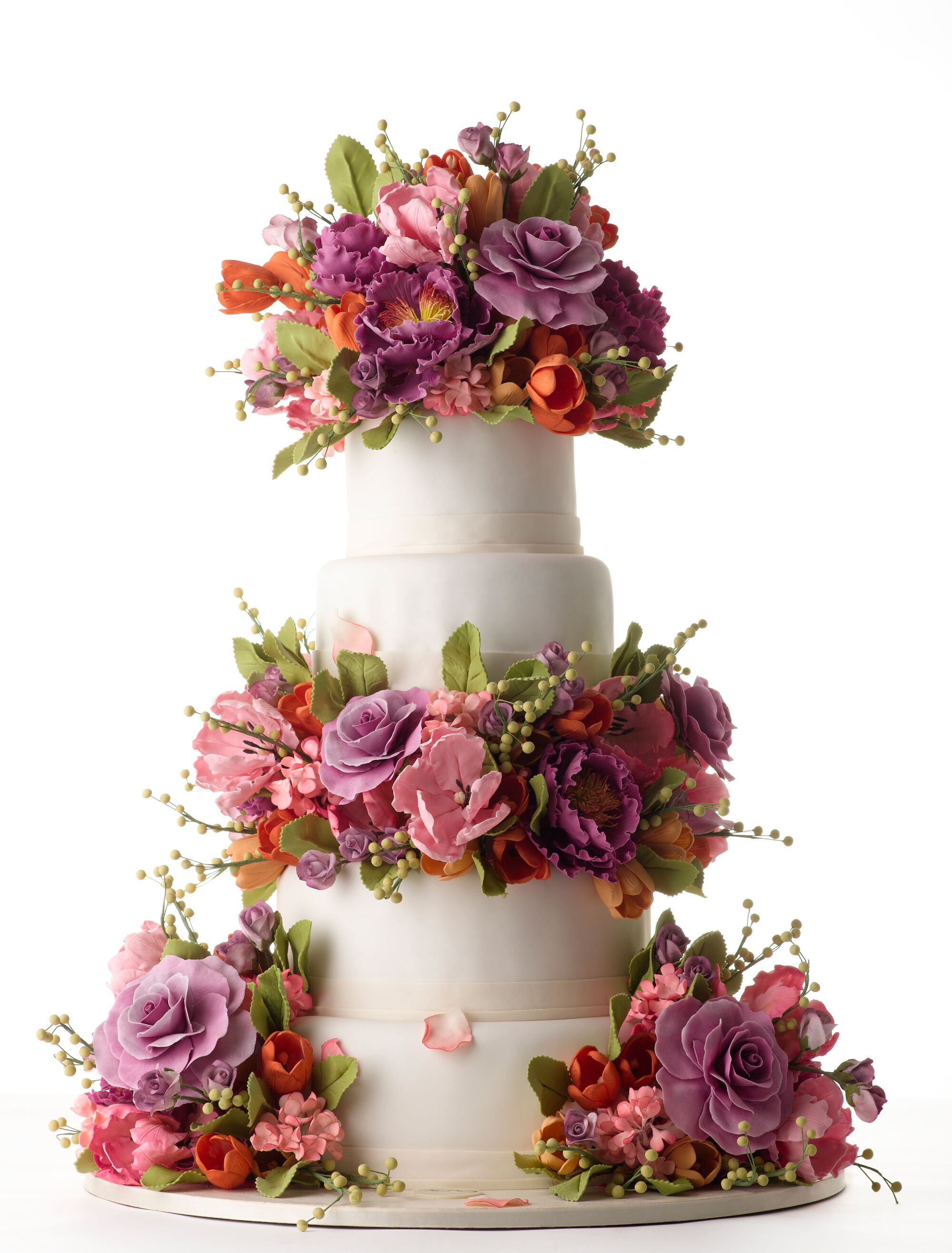 The 25 prettiest wedding cakes weve ever seen junglespirit