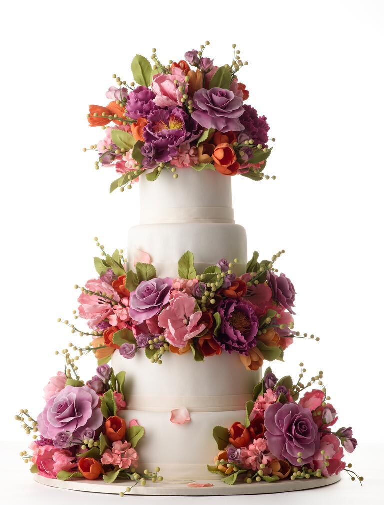 Beautiful Wedding Cakes Cake Designs