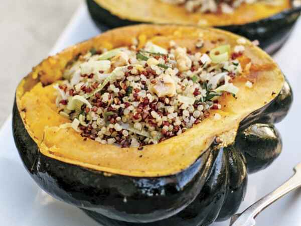 A healthy fall dinner you'll make all season long. For more recipes, visit TheNest.com