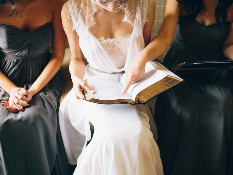 Looking for wedding ceremony passages