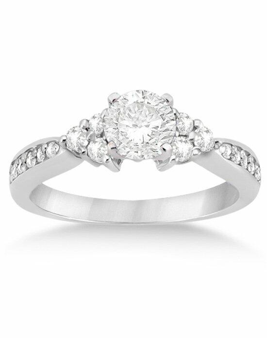 Allurez - Customized Rings U816 Engagement Ring photo