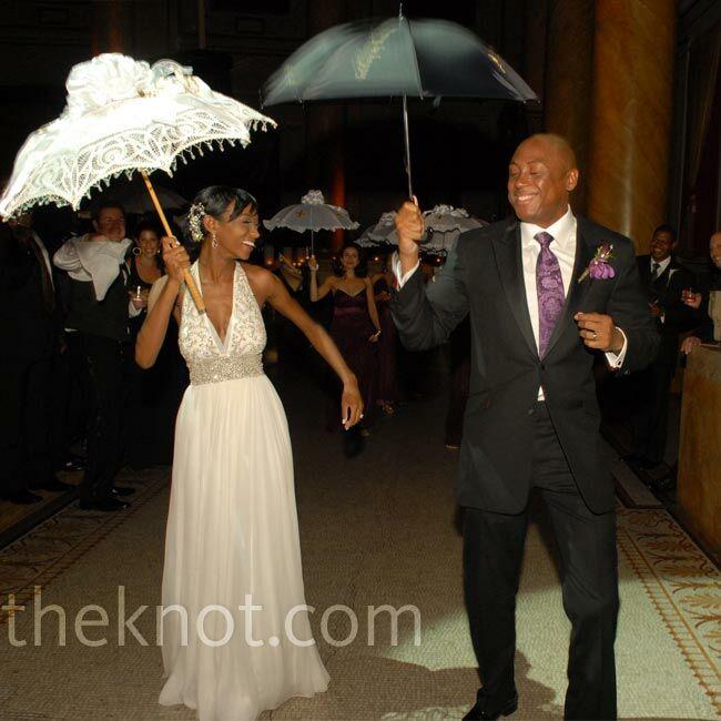 Wedding Line Dances: A Grecian-Themed Wedding In New York City, NY