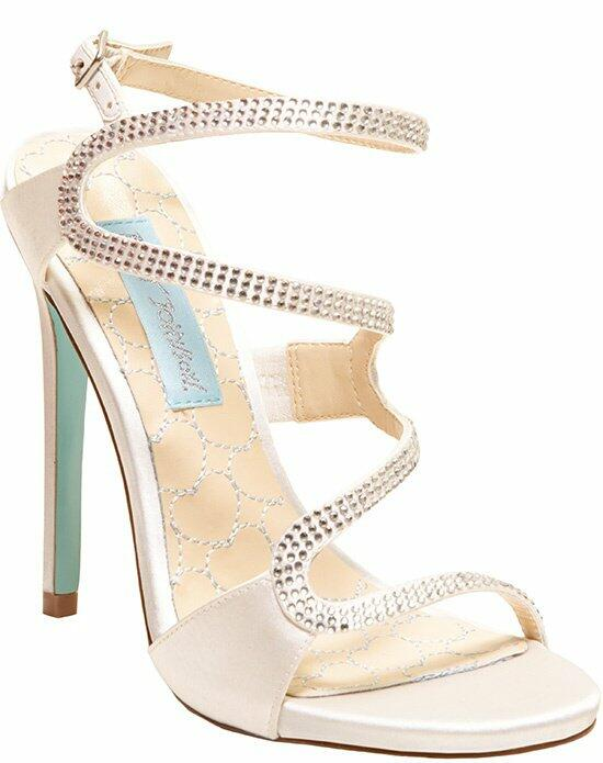 Blue by Betsey Johnson SB-GIFT Wedding Shoes photo