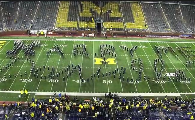 An Epic Marching Band Proposal