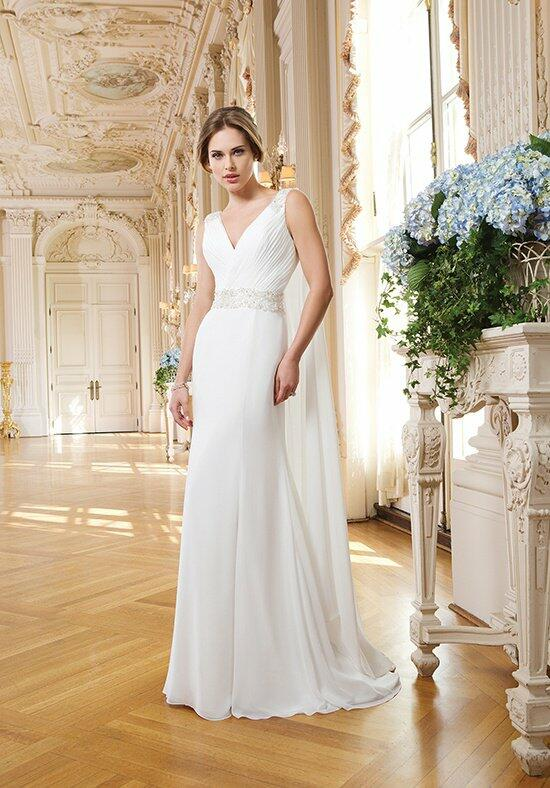 Lillian West 6350 Wedding Dress photo