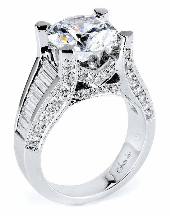 Supreme Jewelry SJ4589 Engagement Ring photo