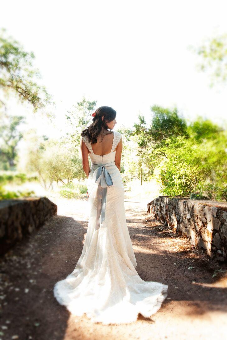 A Woodland Fairy-Tale Wedding in Hopland, CA