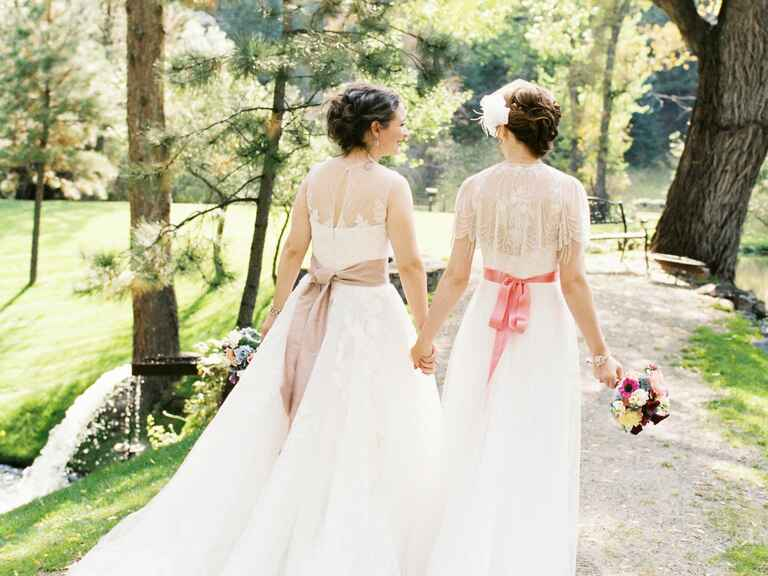 Wedding Gifts For Lesbian Couples: Four Name Change Options For Same Sex Couples Getting Married