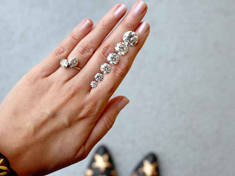 All You Need To Know About Diamond Carat Size