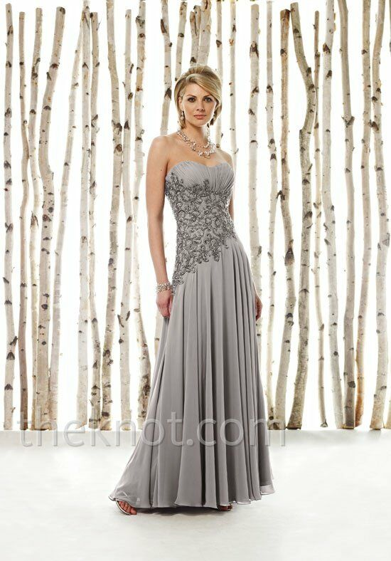 Cameron Blake 211620 Mother Of The Bride Dress photo