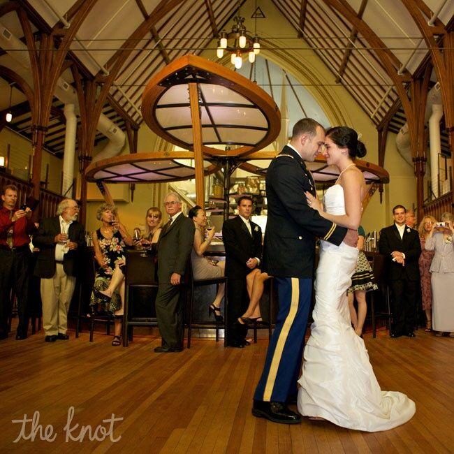 A Vintage Military Wedding In Portland, ME