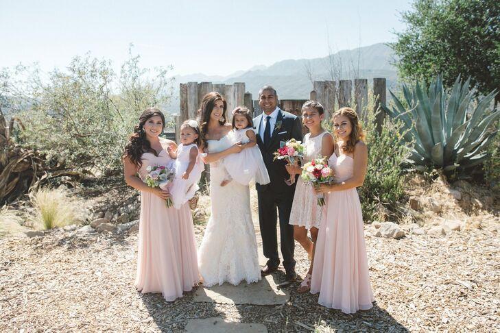 real weddings anna sean ojai california