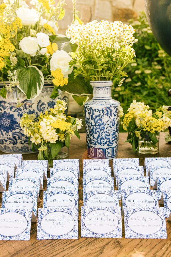 Summer Wedding Flower Arrangements