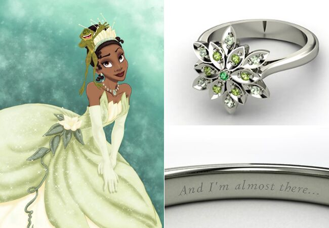 Ring Gemvara Disney Feature TheKnot