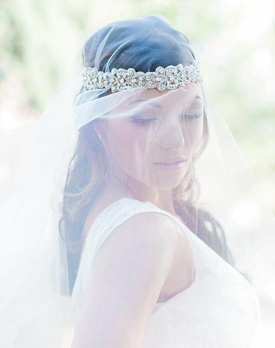 Bel Aire Bridal 6251 Wedding Headbands photo