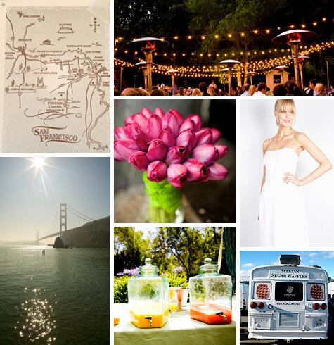 All Over The Country To Accept Knot 10k Wedding Budget Challenge Here Kelsey Sheofsky From Alison Events Shows Us How Do It In San Francisco
