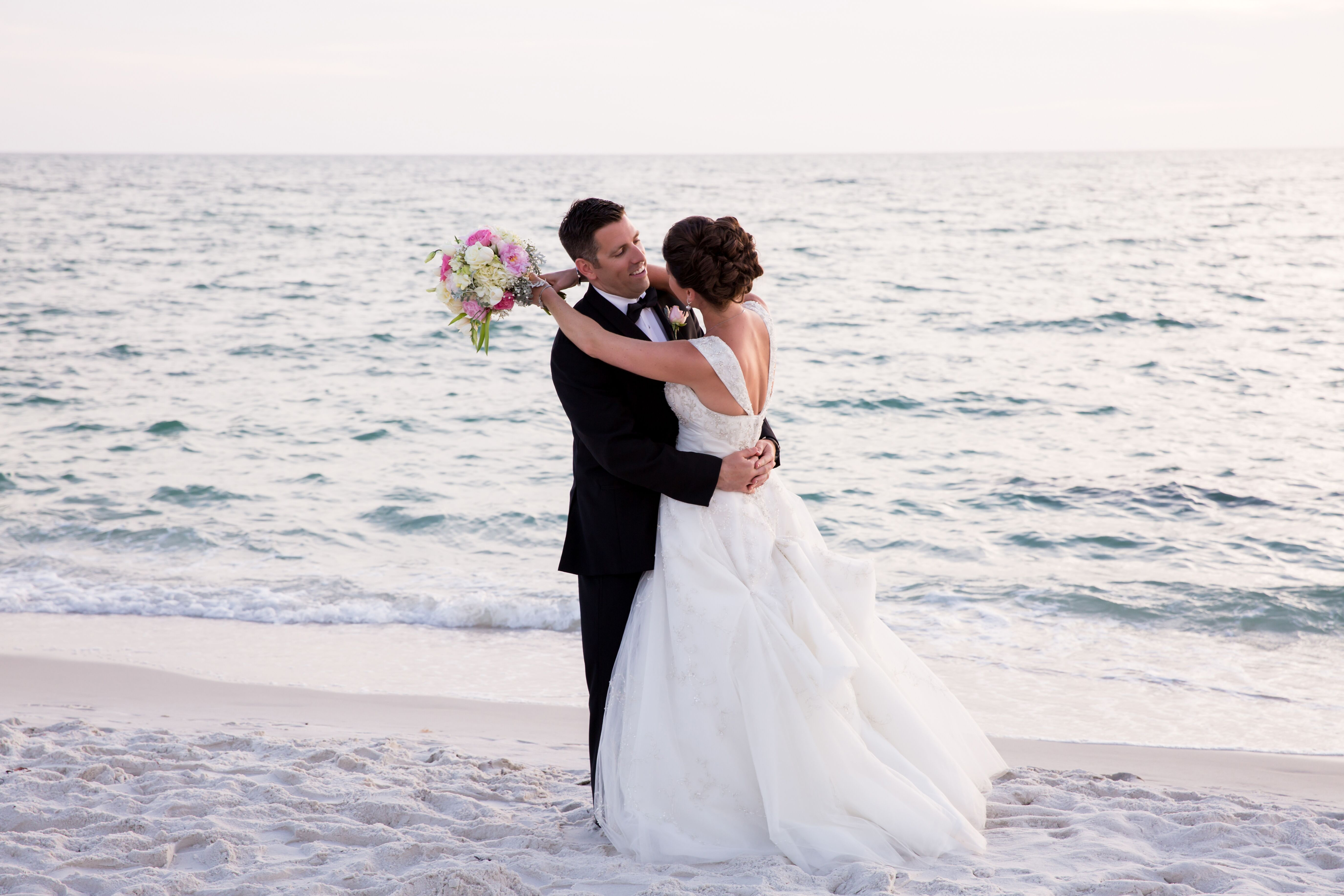 A Traditional Wedding at the Naples Beach Hotel and Golf ...
