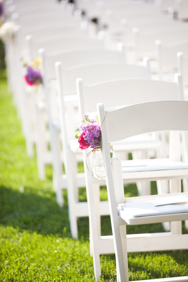 Ceremony White Folding Chairs
