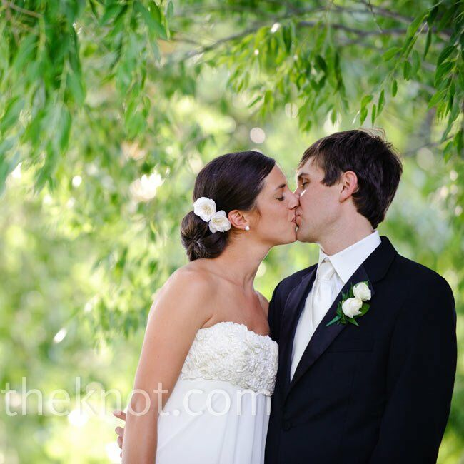 A Classic Garden Wedding In Fort Collins CO