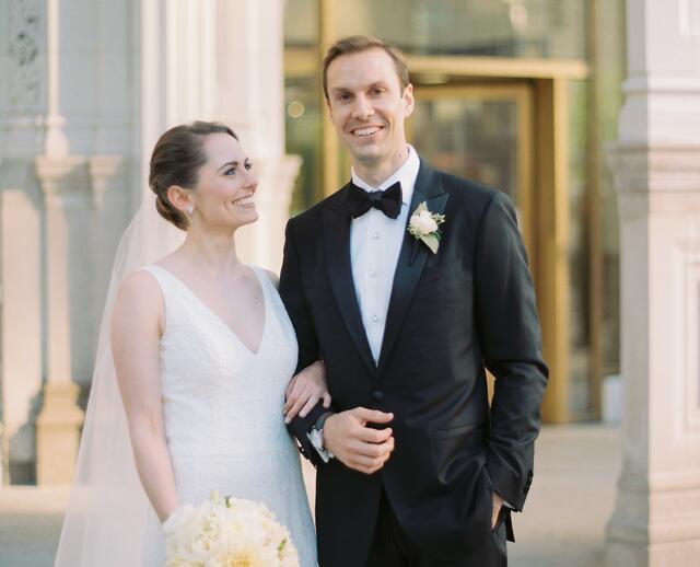 Nordstrom Wedding Suite - Chicago, IL