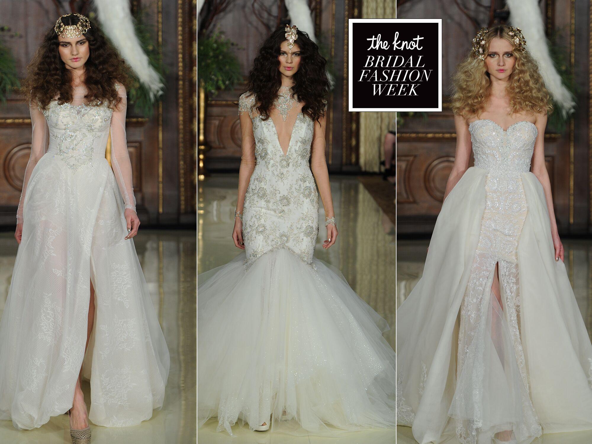 Wedding Gowns 2016: Galia Lahav Wedding Dresses Straight From Bridal Fashion Week