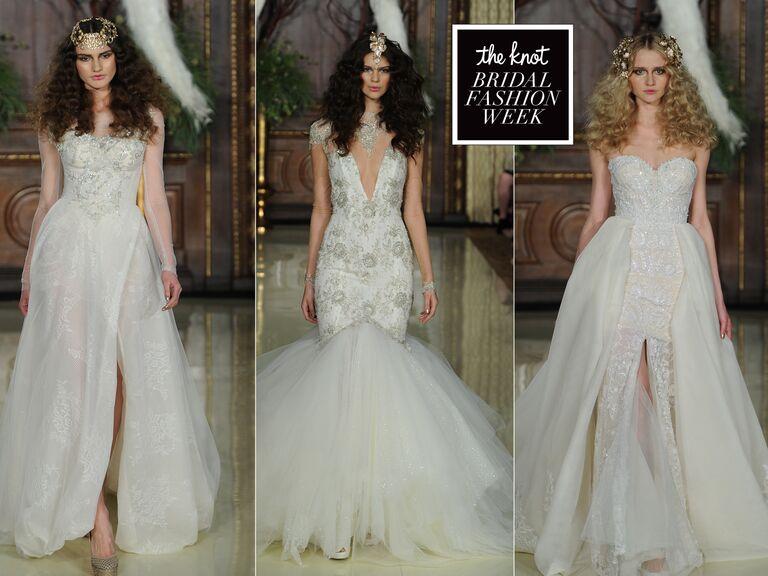 Bridal Fashion Week 2016 From Bridal Fashion Week