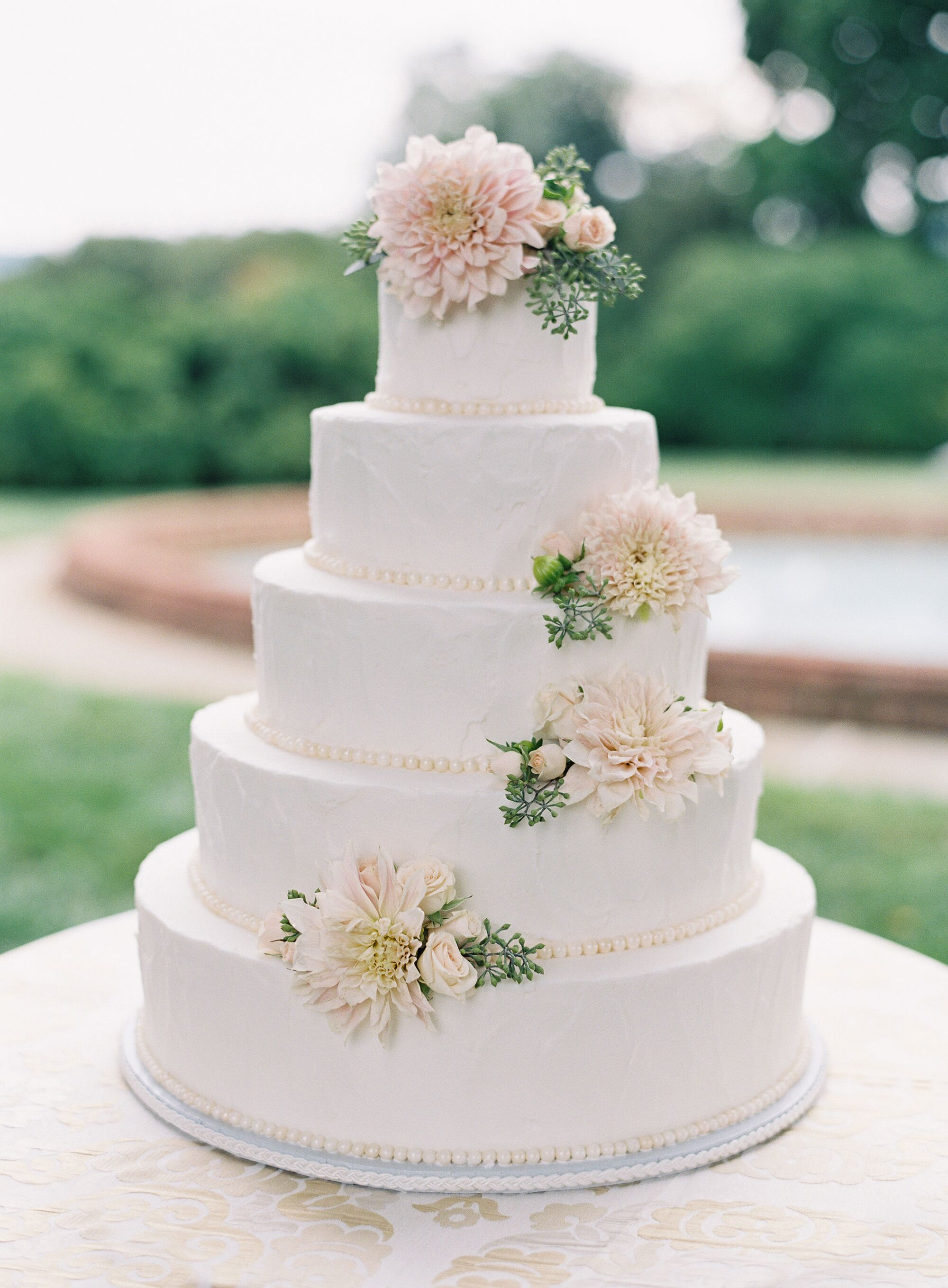 romantic wedding cakes photos wedding cakes pictures Carrot Wedding Cake with Cream Cheese Frosting