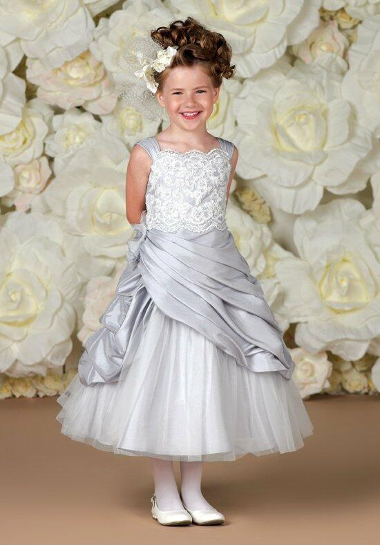 Joan Calabrese by Mon Cheri 113358 Flower Girl Dress photo